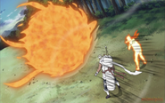 Bee and Naruto inder attack-animeipics
