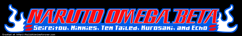 Naruto Omega Beta Banner