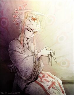 Peacock Zenjou