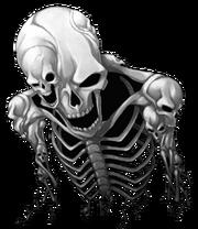Kusaregedo Exposed Bone