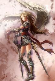 My Angel by Gargunaft