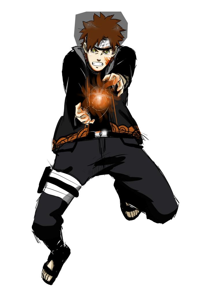Image Uzumaki Kurama Png Naruto Fanon Wiki Ninjutsu Taijutsu