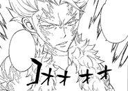White LRA Manga