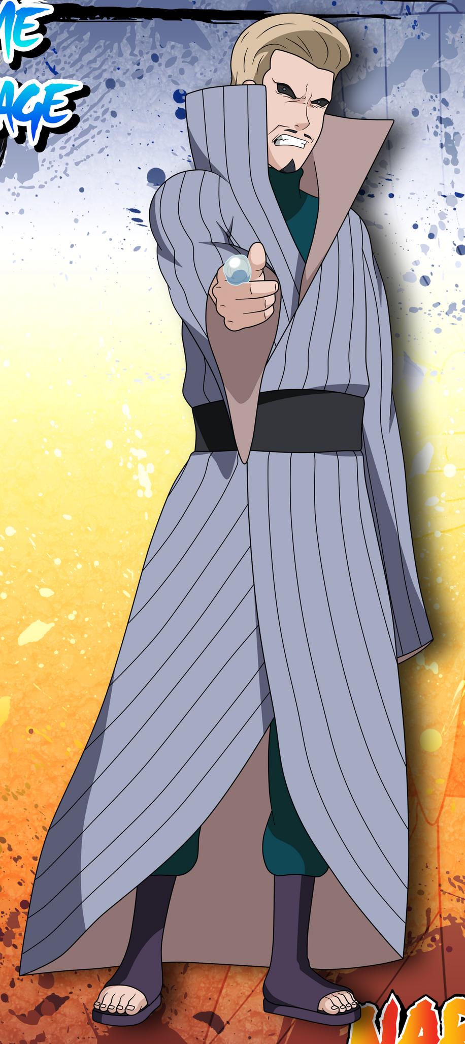 Goseku Hozuki | Naruto Fantasy RPG Wiki | Fandom powered ...