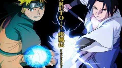 Naruto Shippuden OST 2 - Track 27 - Narukami ( Screaming God )