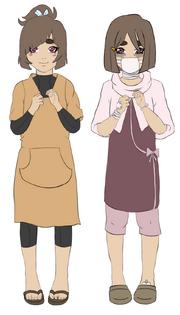 Kurei Childhood and Hospital