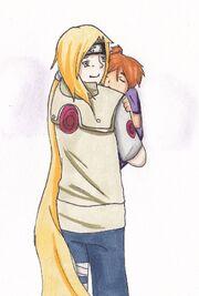 Naruto ocs Little cousins