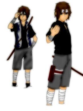 Naruto oc senju jinpachi by supremedark-d5g728b