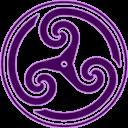 Purple-Wheeled-Triskelion-2-icon