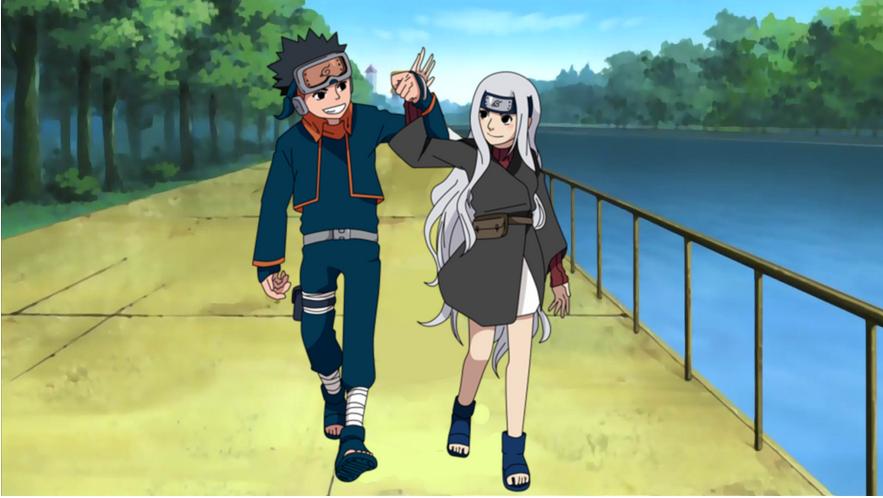 Image - Obito and Aoi.png   Naruto OC Wiki   FANDOM ...