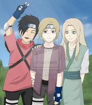Squad three my naruto ocs by aniersa-d6h4mxw