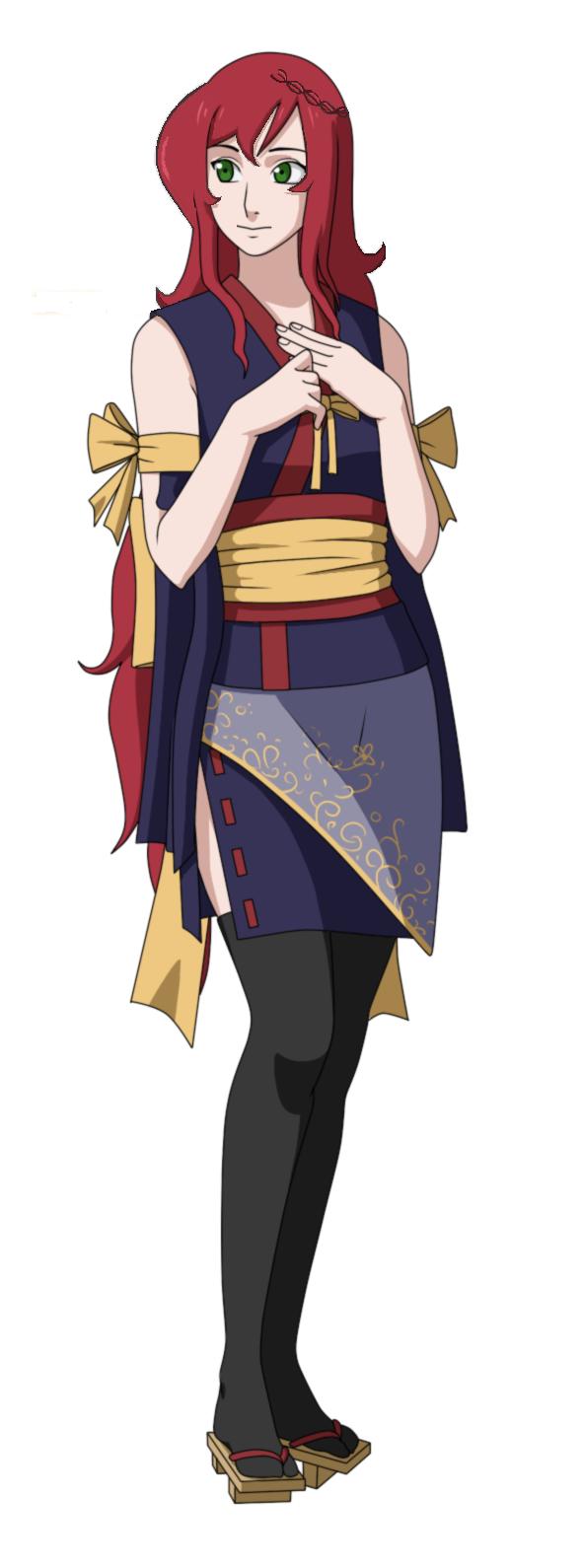 Kaede Uchiha   Naruto Profile Wiki   Fandom powered by Wikia