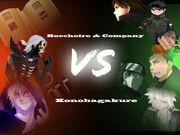 Bocchiere VS Konohagakure