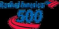 Bank of America 500