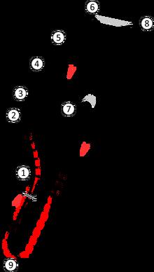 Riverside layout