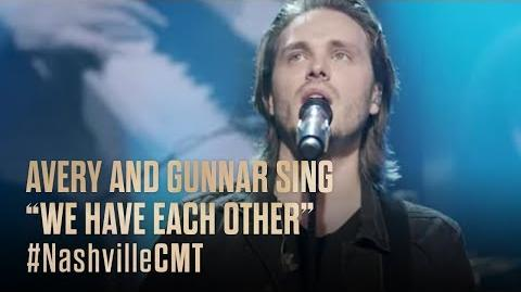 """NASHVILLE on CMT Avery and Gunnar Sing """"We Have Each Other"""""""