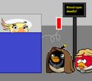 Angry Birds Stella: Star Wars birds