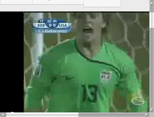 File:USA Vs Korea World Cup 10 2 09 Goals And Highlights - YouTube .png