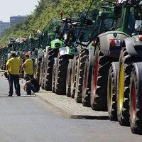 Bioengineering protest tractors