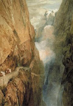 William Turner - Gotthard