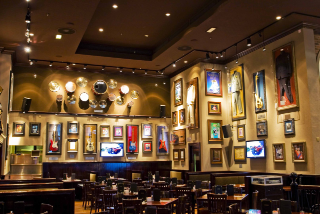 Hard Rock Cafe Theme Restaurant