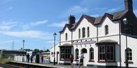 Kings North Railway Station