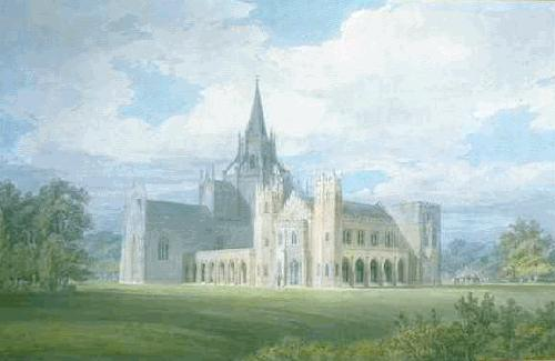 File:Fonthill Abbey from the southwest.jpg