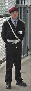 Hendrickx Security Guard