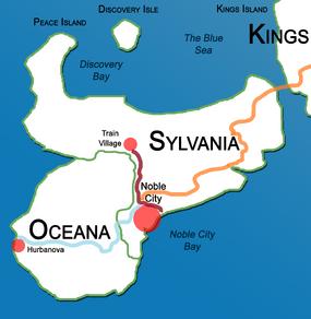 Map Railways PI