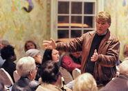 Charles Bennett Farmers Union meeting