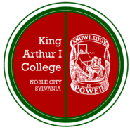 Seal of the King Arthur I College