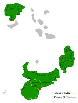 Rally map