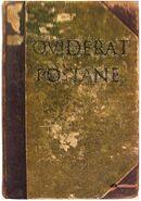 Oviderat Postane (first edition)