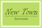 Flag of New Town