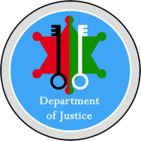 Seal of the Department of Justice