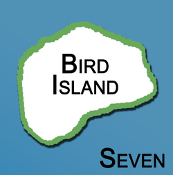 Bird Island Map 1