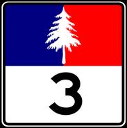 Highway 3 new