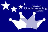 NobelUniversity flag
