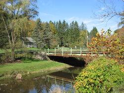 Clymene Creek Path