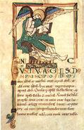 11th century Gospels of St. John GNU