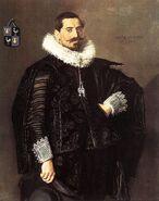 474px-Frans Hals - Portrait de Jacob Pietersz Olycan