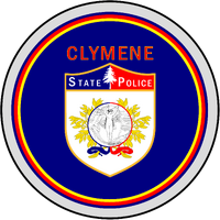 Seal of the Clymene State Police