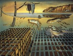 The Desintegration of the Persistence of Memory