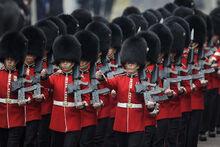 Queens-guards