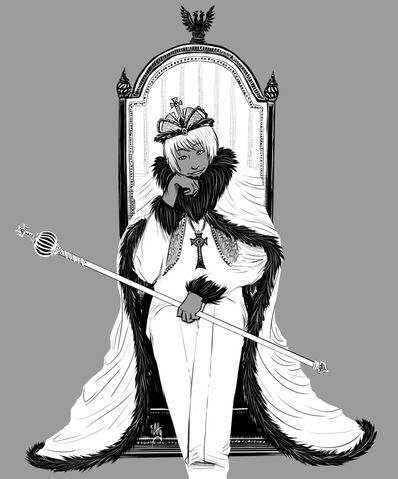 File:White King by iAlly.jpg