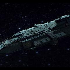 The Tok-Class, United Alaska's destroyer.