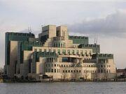 MI 5 building