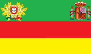 Flag of the Unified Lands of Iberia