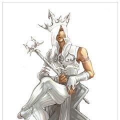 Emperor Hilaris el Avalon