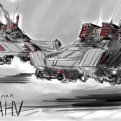 AAHV Rapid Transport